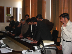 Training Lawyers in Afghanistan
